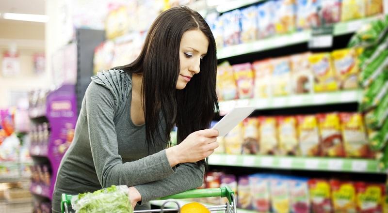 Beim Einkaufen hingegen sollten Einkaufslisten geschrieben werden.