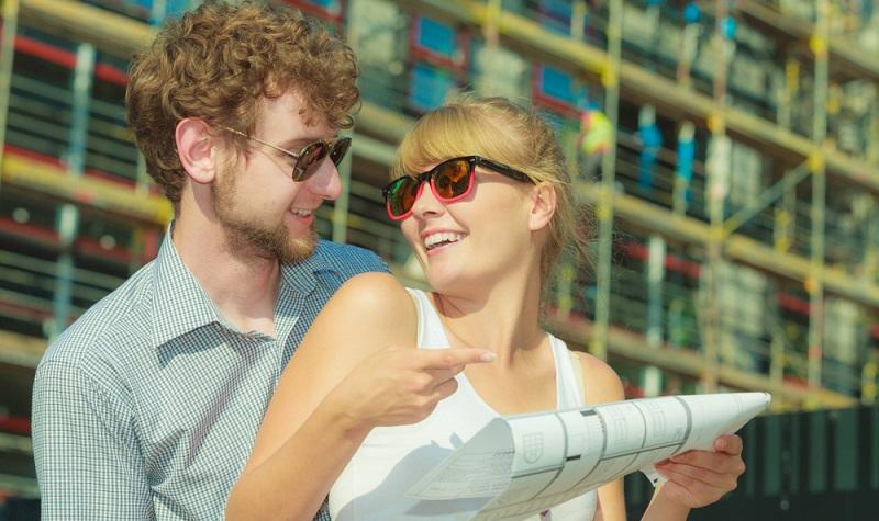 Ob Neubau oder Bestandsbau: Wenn Ihre Immobilie durch bauliche Maßnahme als KfW-Effizienzhaus anerkannt wird, dann können Sie in der Regel eine KfW-Förderung beantragen. ( Foto: Shutterstock- Anetlanda)