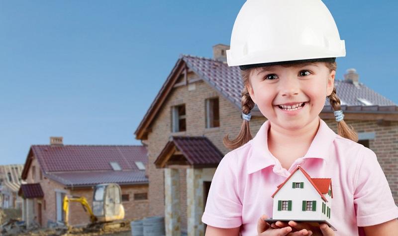 Altersvorsorge und Zukunftssicherung. Das kann das perfekte Traumhaus garantieren.  ( Foto: Shutterstock-gorillaimages )