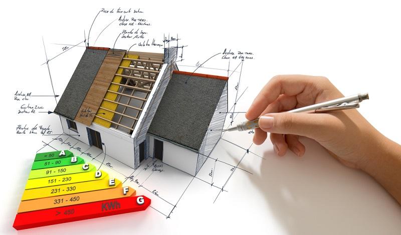 Der KfW Effizienzhausstandard 70 ist inzwischen bereits der Standard für energetische Neubauten.  ( Foto: Shutterstock- Franck Boston)